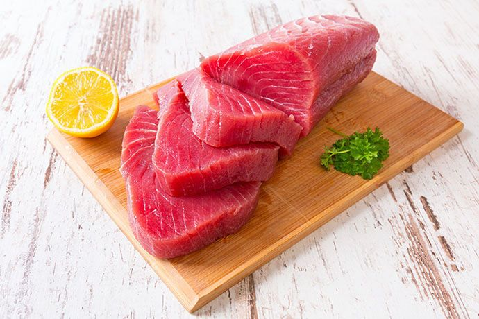 Тунец Yellowfin - Toro Таиланд