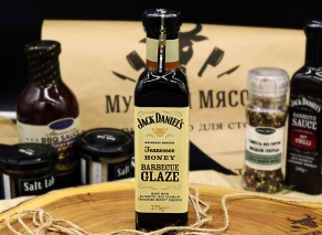 BBQ Glaze Tennessee Honey Jack Daniels